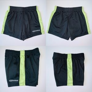 🌺 Converse | athletic shorts | size 18 months.